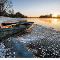 Ледяное очарование зимы! :: Артем Воробьев