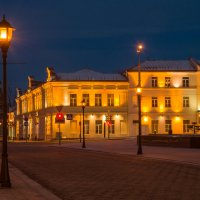ночной пейзаж :: Andrei Naronski