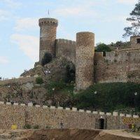 Испания. Старинный замок :: Герович Лилия