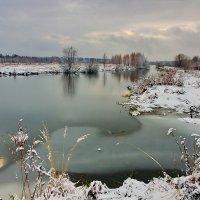 Когда уже не осень...и не зима еще... :: Александр | Матвей БЕЛЫЙ