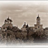 Монастырь ... :: Александр Иванов