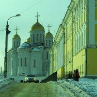 Дорогой к Храму. :: Андрей Зайцев