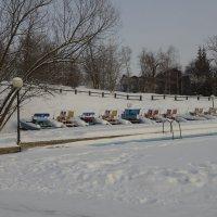 На зимней стоянке :: Андрей Гл.