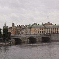 Виды Стокгольма-3 :: Александр Рябчиков