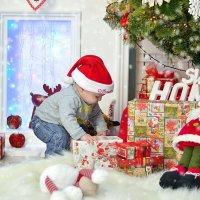 Маленький Санта :: Алёна Жила