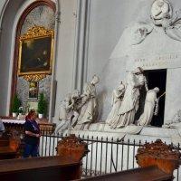 В церковной тишине :: Ольга