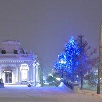Рождественское утро города :: Валерий Кабаков