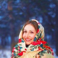русская красавица :: Александра Джусь