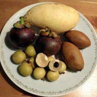 Экзотические фрукты из Таиланда. :: Елена