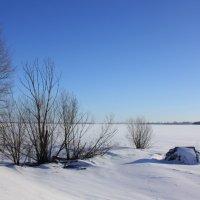 зимний пейзаж :: Татьяна_Ш