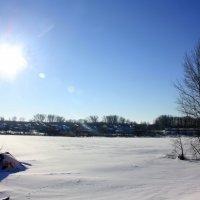 Мороз и солнце! День чудесный.... :: Татьяна_Ш