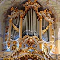 орган в церкви Frauenkirhe :: Ирина ***