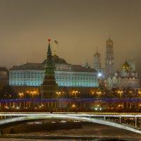 Москва, 2015, вторая ночь года :: Константин Вергун
