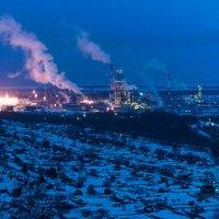 Нефте завод. :: Поток