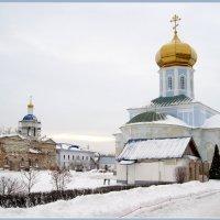 Вознесенский мужской монастырь :: nika555nika Ирина