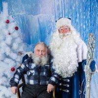 Два деда один Мороз :: Finist_4 Ivanov