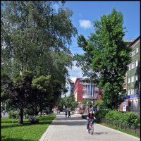 Лето в Ижевске :: muh5257