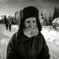 Дед Геннадий :: Сергей Корзенников