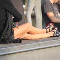 Нога :: vasya-starik Старик