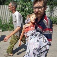 Украинская трагедия, Киев уничтожает свой народ.... :: Владимир Холодницкий