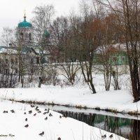 Мирожский монастырь :: Татьяна Ким