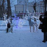 тверской бульвар :: Илья