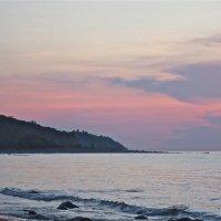 летний вечер у моря :: Елена