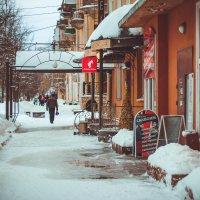 улица :: Дмитрий Грошев
