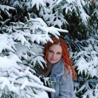 В зимнем лесу... :: Маргарита