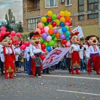 Горловка День города :: Геннадий Беляков
