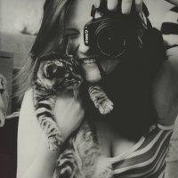 котейка и я) :: Машуня Орлова
