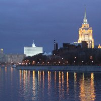Москва. :: Владимир Чуриков
