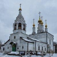 Благовещенский храм :: Марина Назарова