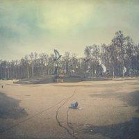 В парке... :: Вячеслав Линьков