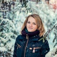 Юля :: Ольга Гребенникова