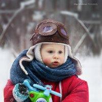 мечты сбываются, малютка :) :: Olga Stankova