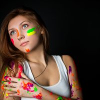Раскрашивая декабрь :: Светлана Мокрецова