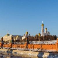 Над Кремлем безоблачное небо :: Владимир Демчишин