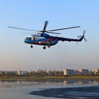 Вертолет МЧС. :: Сергей Щелкунов