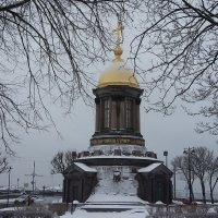 Свято-Троицкая часовня :: Елена Павлова (Смолова)