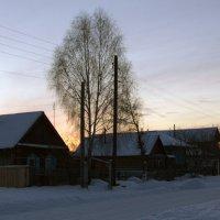 зимнее утро... :: Олег Петрушов