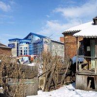 Город моего детства...(2) :: Лесо-Вед (Баранов)