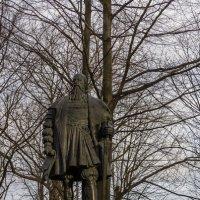 Памятник Герцогу Альбрехту(основатель Кенигсбергского университета) :: Kasatkin Vladislav