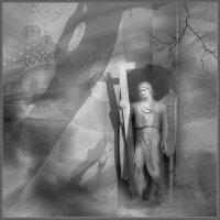 Ангел Троицкого собора :: Лариса Шамбраева