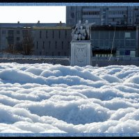 Отцы-основатели во льдах :: Константин Николаенко