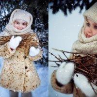 Однажды зимой... :: Олеся Гордей