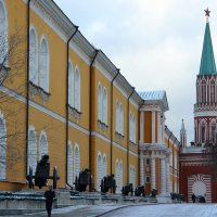 В Кремле :: Ольга Крулик