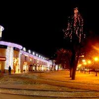 Торговые ряды. Площадь Ленина. Г. Рязань :: Константин Тимченко