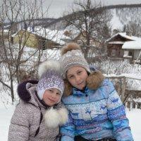 зимняя фотосессия :: Юлия