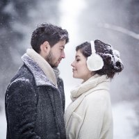 ♥♥♥ Николай и Хильда... ♥♥♥ :: Alex Lipchansky